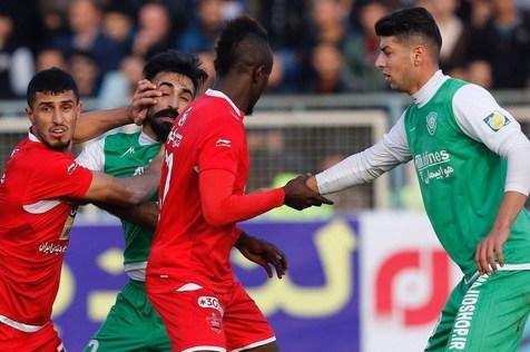 شروع نیم فصل دوم فوتبال ایران با پیروزی شمال بر جنوب