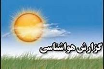 ثبت رکورد دمای ۴۰ درجه سانتی گراد در آذربایجان غربی
