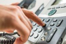 امسال 5613 خط تلفن ثابت در کردستان واگذار شد