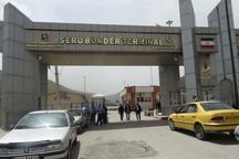 صادرات کالا از مرزهای آذربایجان غربی 86 درصد افزایش یافت