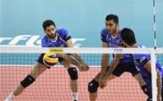 عبادیپور بهترین بازیکن ایران در دیدار با آلمان