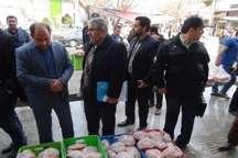 طرح بازرسی و نظارت بر واحدهای تجاری شهرستان ورامین اجرا شد