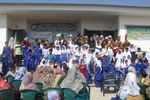 یک واحد آموزشی خیرساز در گنبدکاووس افتتاح شد
