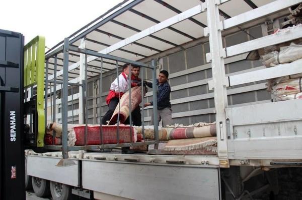 ارسال  محموله کمکهای مردمی قزوین به لرستان و خوزستان   اعلام نیازهای فوری مناطق آسیب دیده
