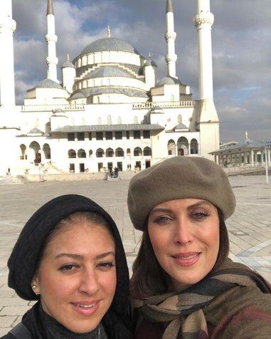 خانم بازیگر در ترکیه+ عکس