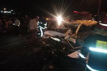 حادثه تصادف در شوشتر پنج مصدوم برجا گذاشت