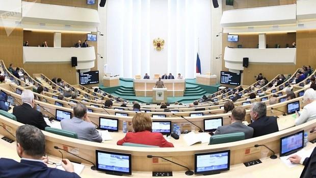 روسیه از پیمان منع موشکهای میانبرد هستهای با آمریکا خارج شد