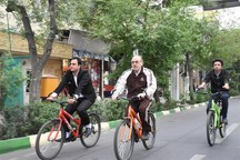 کارمندان با دوچرخه سر کار حاضر شوند