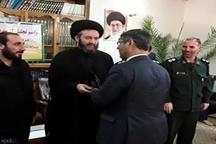 رحمتی مدیر جهادی و انقلابی استان اردبیل شد