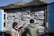 محموله 10میلیاردریالی کالای قاچاق در شهرستان باوی کشف شد
