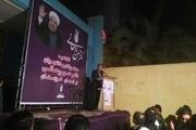 ستاد انتخاباتی جوانان و دانشجویان دکتر حسن روحانی در خوزستان افتتاح شد