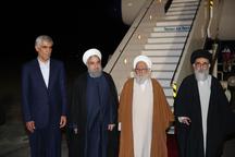 رئیس جمهوری برنامه های سفر به استان فارس را تشریح کرد