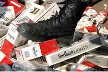 کشف بیش از 91 هزار نخ سیگار قاچاق در آستارا