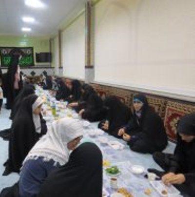 برپایی ضیافت های افطاری روزه اولی ها در گیلان