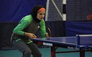 مسابقات بین المللی تنیس روی میز عمان /صعود تیم دونفره بانوان به یک چهارم نهایی