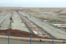 سد کرم آباد پلدشت از 85 درصد پیشرفت برخوردار است