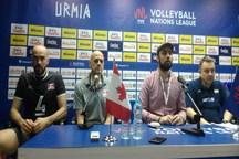 کاپیتان تیم ملی والیبال کانادا: در دفاع و دریافت ضعیف بودیم