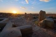 بازدید گردشگران از پایگاه ملی حسنلوی نقده 18 درصد افزایش یافت