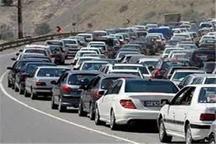 تمام مسیرهای ارتباطی زنجان با ترافیک سنگین مواجه است
