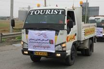 طرح زمستانه خدمات جاده ای در خوزستان آغاز شد