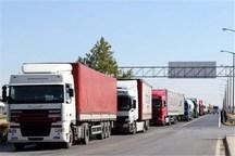صادرات از مسیر جاده ای از مرز آستارا 33 درصد افزایش یافت