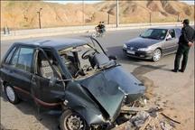 یک نفر در حوادث رانندگی قزوین جان باخت