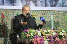 لاریجانی: ارتقای تولید محور تلاش مشترک دولت و مجلس است
