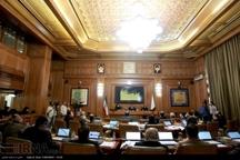 جلسه فوق العاده شورای شهر تهران تا دقایقی دیگر آغاز می شود