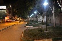 بهسازی پارکهای محلهای حوزه منطقه یک شهرداری اردبیل
