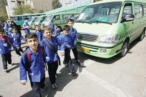 7500 خودرو سرویس دهی مدارس مشهد را عهده دارند