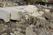 ریزش دیوار در خرمشهر مرگ کارگر جوان را رقم زد