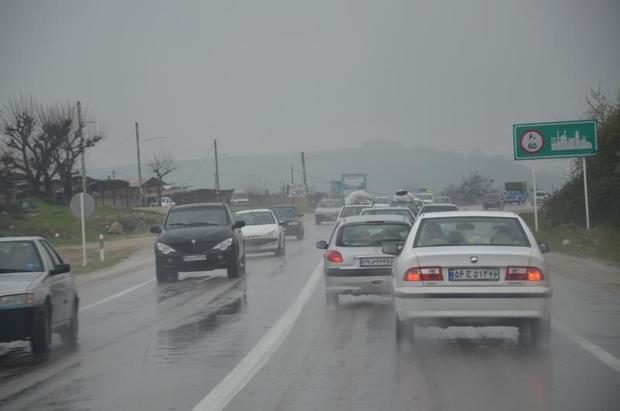 موج دوم بارش ها در لرستان آغاز شد