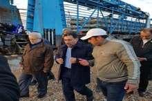 معاون وزیر راه:300 میلیارد ریال برای تسریع در اجرای راه آهن همدان - تهران اختصاص یافت