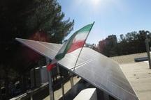 نیروگاه خورشیدی اداره کل منابع طبیعی خراسان جنوبی افتتاح شد