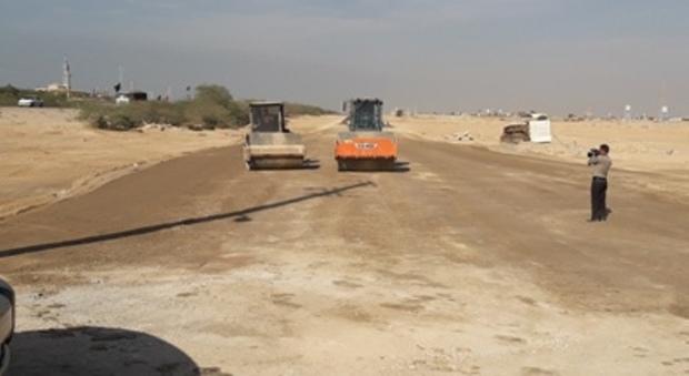 55 میلیارد ریال به جاده ساحلی ریگ - گناوه اختصاص یافت