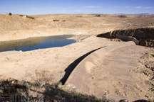 ذخیره آب 4 سد فارس منفی است