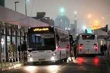 تقویت خطوط اتوبوسرانی منتهی به حرم مطهر رضوی در دهه کرامت