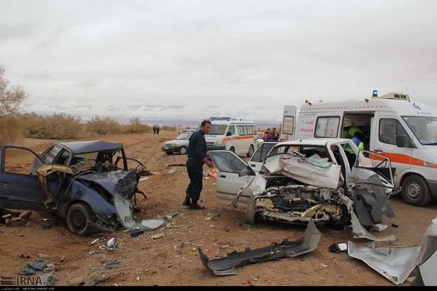 تعداد جان باختگان حوادث رانندگی در اصفهان کاهش یافت
