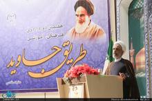 امام راحل معمای وجودی پیامبر اکرم(ص) را حل کرد/ رمز موفقیت امام عمل به باورهای خود بود