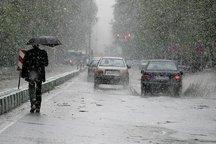 بارش های رگباری در آذربایجان شرقی پیش رو است