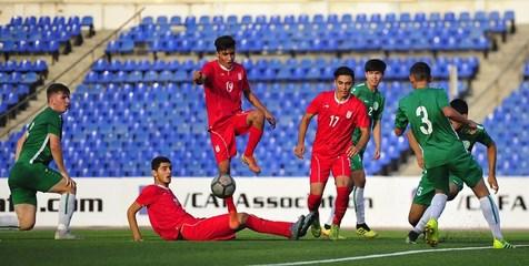 قهرمانی فوتبالیست های جوان ایران در تورنمنت کافکا