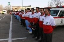 6 تیم تخصصی هلال احمر کردستان به مناطق سیل زده اعزام شد