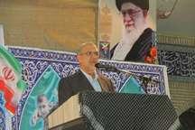 قائم مقام سازمان بنیادشهید: کلید واژه وصیت نامه  شهدا تنها نگذاشتن امام بود