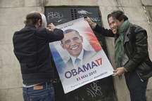 عکس/ 45 هزار امضا برای ریاست جمهوری اوباما