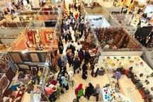 نمایشگاه سراسری صنایع دستی در گناباد برپا شد