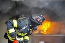 160 ماموریت آتش نشانی در اردبیل انجام شد
