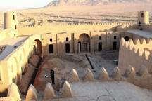 بازسازی یک قلعه تاریخی مهریز آغاز شد
