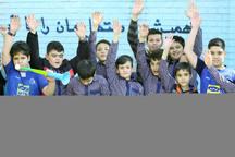 مسابقه نهایی لیگ قهرمانان آسیا در مدارس قزوین پخش شد