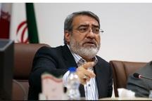 وزیر کشور: اجرای تقسیمات کشوری بعد از دو سال رفع توقف شد