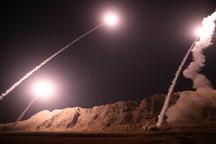 سپاه مقر سرکردگان جنایت تروریستی اهواز را هدف قرار داد + عکس و فیلم